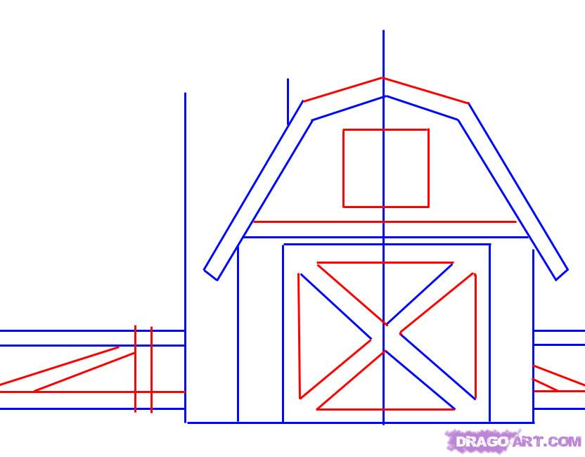 Kayleigh dean cg arts blog january 2011 for How to draw a two story house step by step