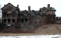 Creepy Abandoned Mansion