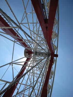 ferris wheel at rye playland