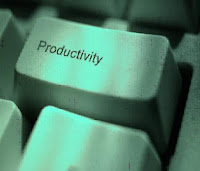 productivity key green