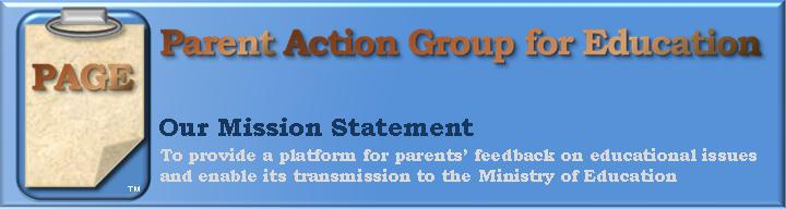 Parent Action Group for Education (PAGE)