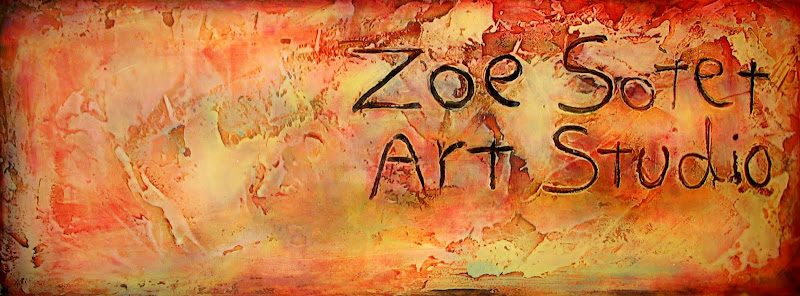 Zoe Sotet Art Studio