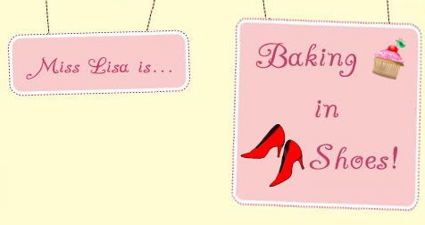 Baking in Shoes