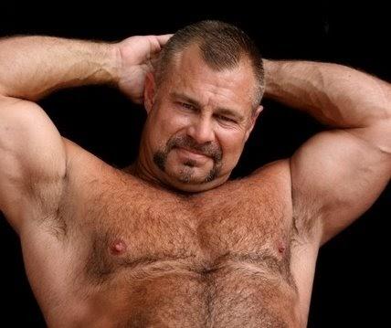 Hombres peludos mayores scat