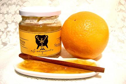 Jalea de Naranjas al Lemmon Grass y Jengibre