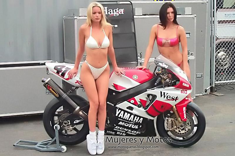 Ducati Monster Girls