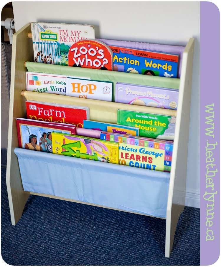 When We Received Our Kidkraft Pastel Sling Bookshelf Were So Excited It Came A Lot More Than Week Sooner Expecting Which Was Great