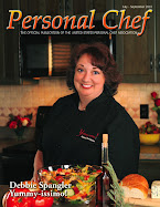 Chef Debbie on the Cover of PC Magazine 07~10