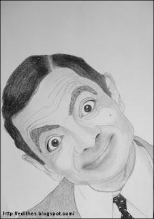 Kresba Tuzkou Drawing Portraits By Edithes 2008