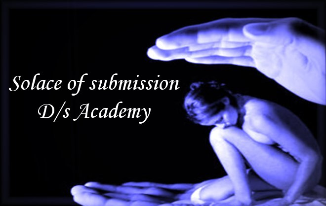 Solace of submission