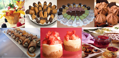 dessert bar pastries