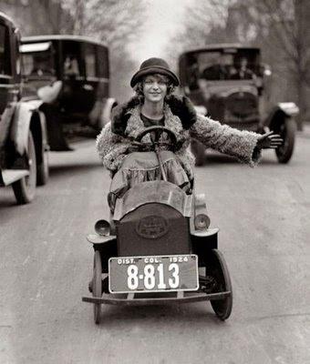 beep, beep!  I'm hitting the road again!