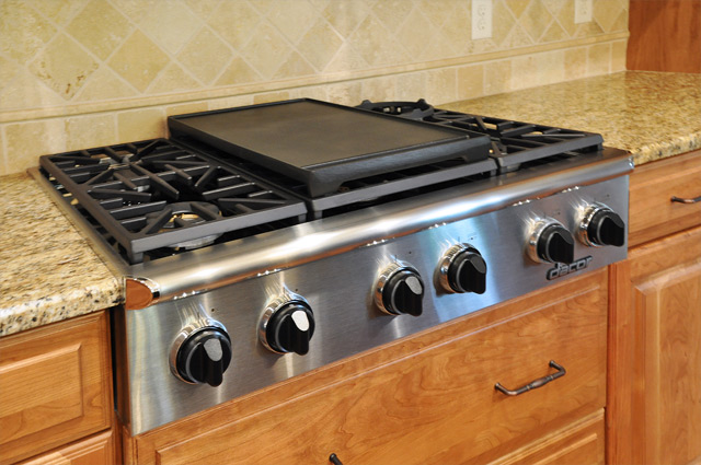 36 downdraft electric cooktops
