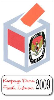 Pemilu 2009 - Kampanye Damai Pemilu Indonesia 2009