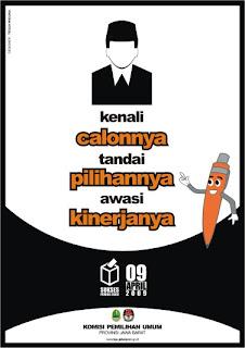 Logo Pemilu Indonesia 2009