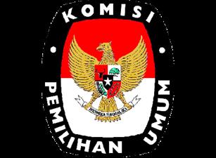 Logo KPU - Kampanye Damai Pemilu Indonesia 2009
