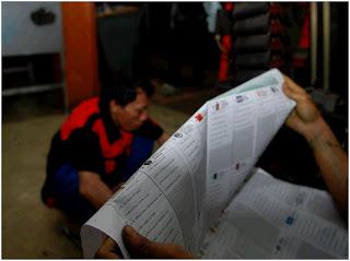 Percetakan Surat Suara Pemilu 2009