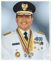 Rusli Zainal - Gubernur Riau 2009-2014