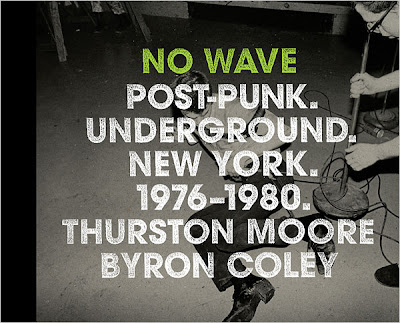 no wave, post-punk, new york, thurston moore, byron coley