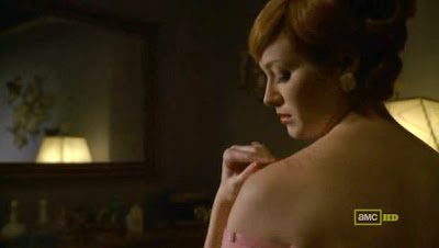 Joan Halloway, Christina Hendricks, Mad Men