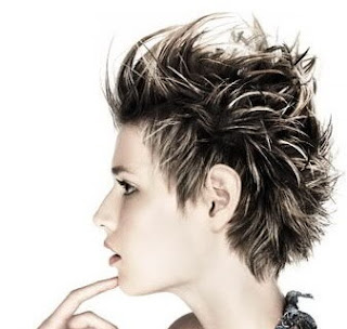 Short Modern Hairstyles for Women's