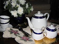 Tea Wares - Spode Consul - England