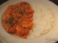 cuisine legere WW crevette creole tomate recette