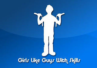 Girls Like Guys With Skills