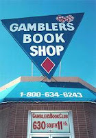 Gamblers Book Shop