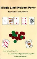 'Middle Limit Hold'em Poker' by Bob Ciaffone and Jim Brier