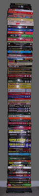 Eighty-two poker books (click to enlarge)