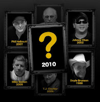 Thinking About the Poker Hall of Fame, Class of 2010