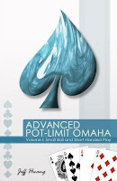 'Advanced Pot-Limit Omaha, Vol. I' (2009) by Jeff Hwang