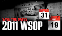 2011 WSOP, May 31-July 19