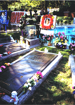 Elvis' Gravesight-Graceland