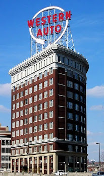 The Western Auto Building In Kansas City