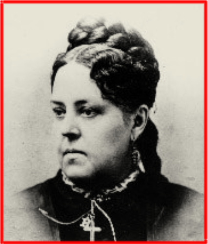 Esther Howland-Mother of the American Valentine. (1828-1904)