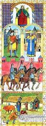 Monarca, señores, vasallos y siervos