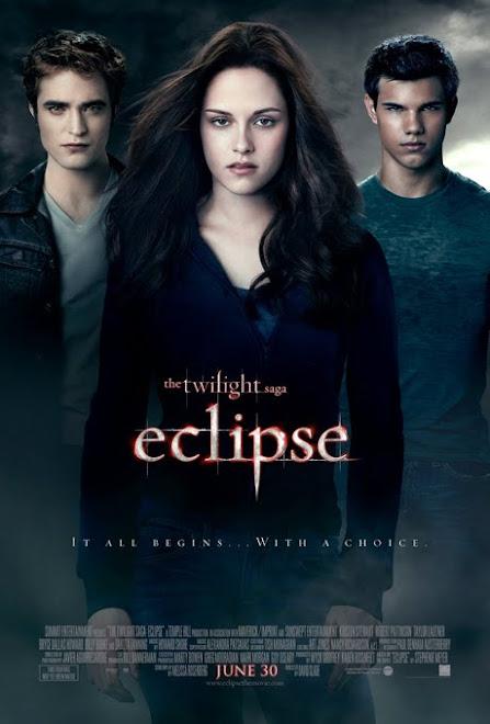 El poster Oficial de Eclipse!!!!