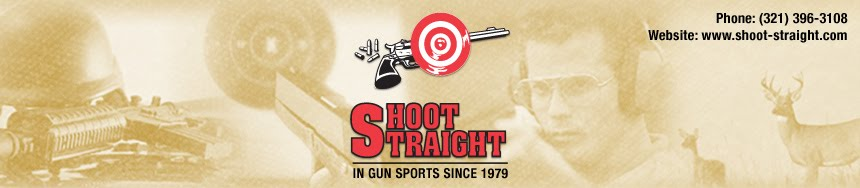 Shoot Straight : Blog