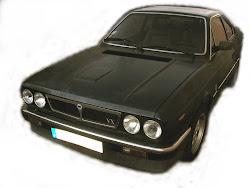 La LANCIA BETA coupé VX initiale