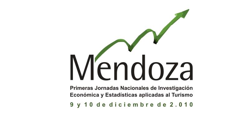 1º Jornadas Nacionales de Investigación Económica y Estadísticas Aplicadas al Turismo