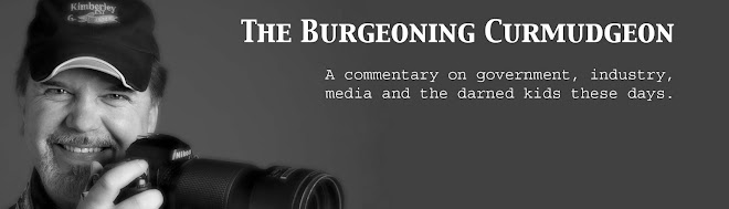 The Burgeoning Curmudgeon