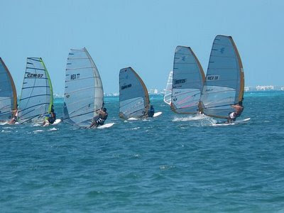 windsurf cancun