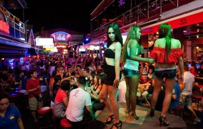 Red Light District   prostitution in Thailand   Wallpaper ...