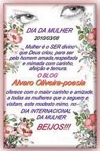 OFERTA  DO  QUERIDO  ALVARO  OLIVEIRA...!