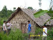 Lokasi Komunitas Adat Terpencil  2009 (Darus Altin)