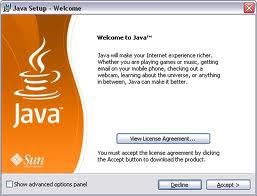 ULTIMA VERSIONE JAVA VIRTUAL MACHINE