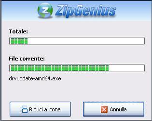ZIPGENIUS : PROGRAMMI PER COMPRIMERE FILES