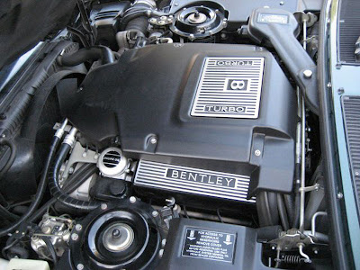 Bentley Mulsanne Turbo R. Bentley Turbo R/ Mulsanne